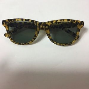 Saint Laurent Sunglasses SL51 007 animal print